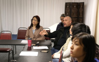 Parent Meetings Inspire Families in Seattle Community