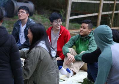 Senior Campfire 10