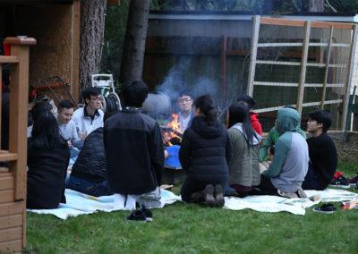 Senior Campfire 12