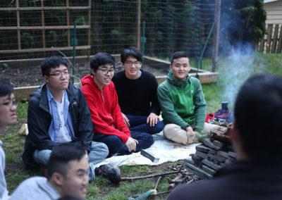 Senior Campfire 13