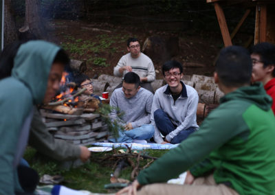 Senior Campfire 14