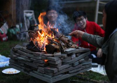 Senior Campfire 18