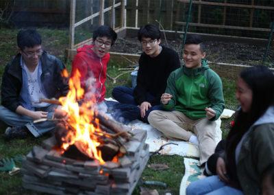 Senior Campfire 20