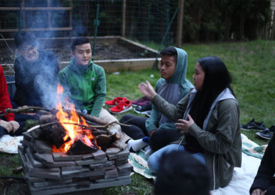 Senior Campfire 21