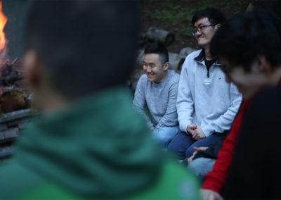 Senior Campfire 22