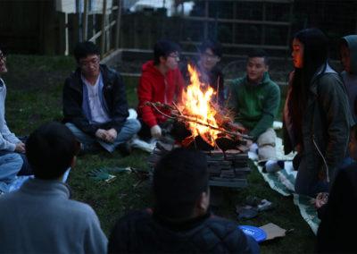 Senior Campfire 23