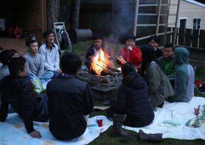 Senior Campfire 24