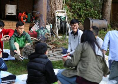 Senior Campfire 7