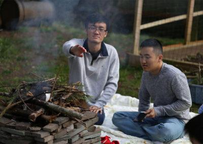 Senior Campfire 8