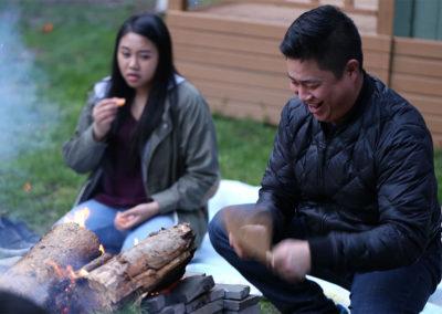 Senior Campfire 9