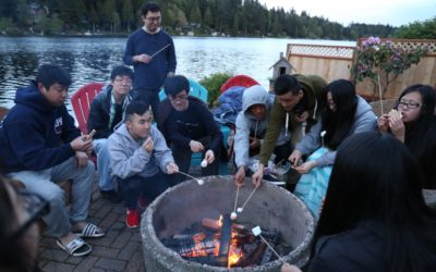 Seattle CVL puts on Senior Campfire -Overnight Edition-