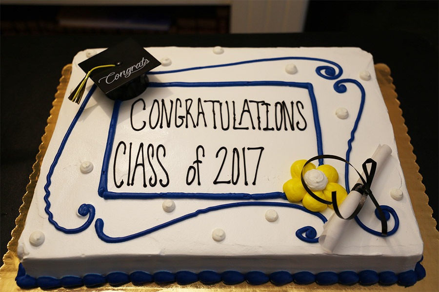 CVL Hosts High School Graduates for Celebration Dinner