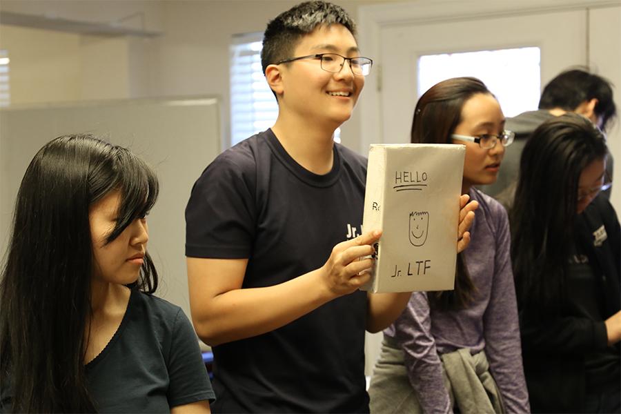 Fundraising Campaign Inspires God-Centered Leadership for Jr. LTF