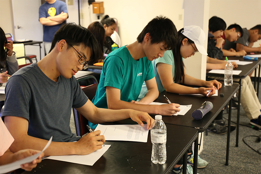 Jr. LTF take Exam