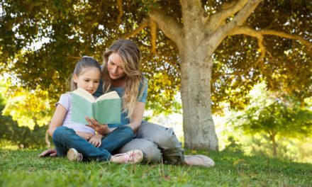 Reading Aloud in the Family is a Values-Strengthening Activity